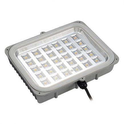 Sponde - LED Modul 238x209x54 40W 3000K 4286lm 85x135° silber