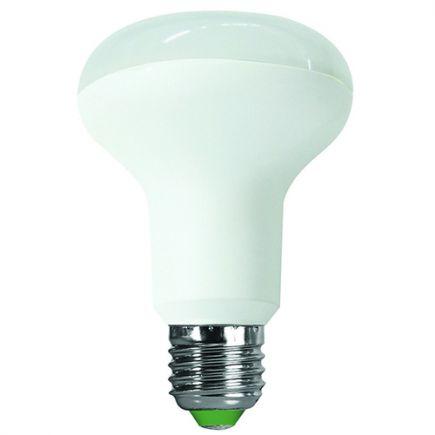 Spot R80 LED 10W E27 4000K 850Lm 120° Milchig