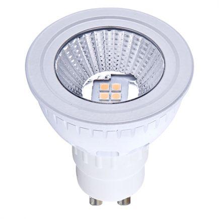 ***PRIX DESTOCKAGE*** Spot LED 5W GU10 2700K 300Lm 70° Dim. 3125461601218