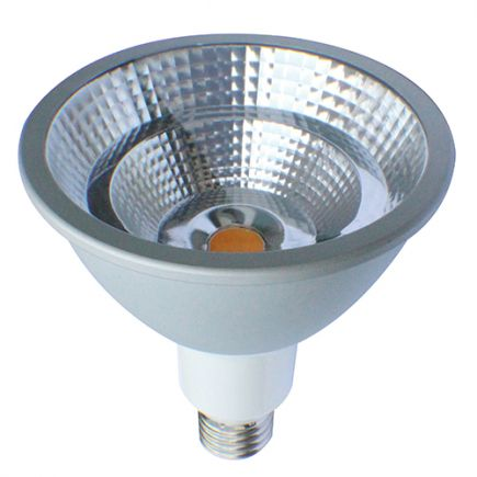 Spot PAR 38 LED 16W E27 3000K 1350Lm 30° Dim. COB