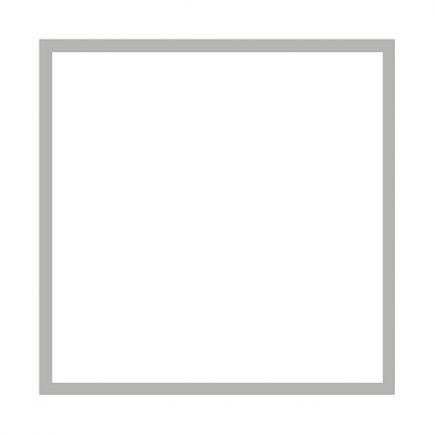 Kamet - LED Panel 620x620 36W 4000K 3780lm 120° weiß