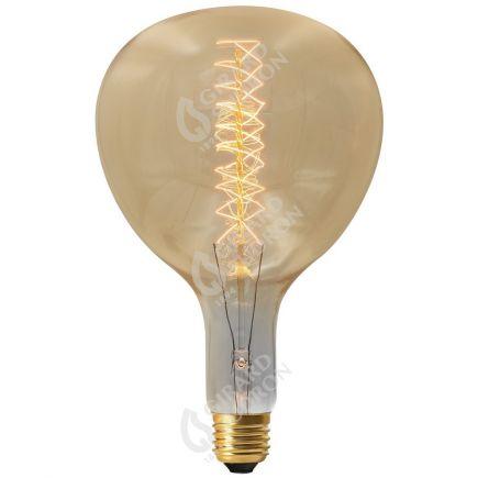 Lampe Poire R180 Metal filament Spiraĺ 40W E27 2000K 130Lm Amb.