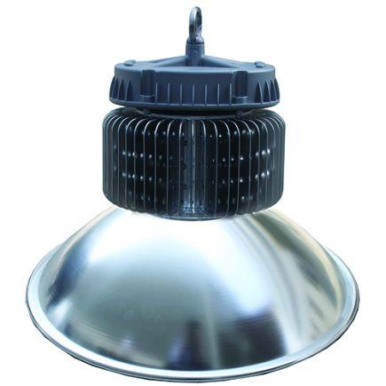 Nara - LED Industriebeleuchtung IP 65 Ø500x474 90W 4000K 9450lm 120° silber Dim