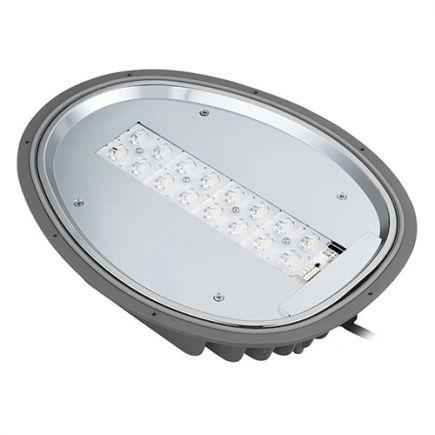 Sponde - LED Modul 328x260x56 40W 3000K 4484lm 85x135° silber