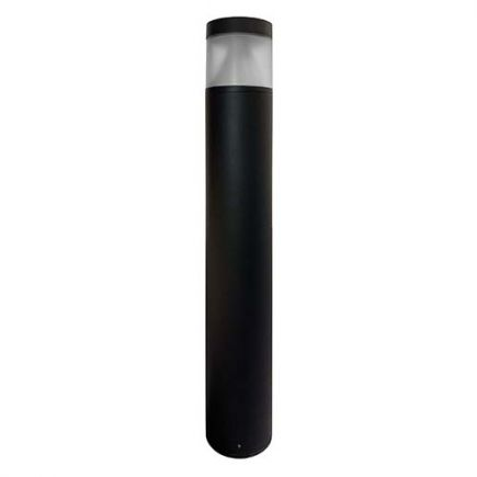 Lucia - LED Pollerleuchten IP65 Ø118x800 10W 4000K 600lm 140° schwarz