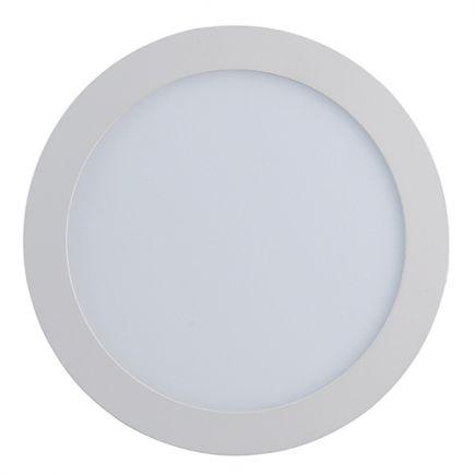 Kili - LED Downlight Ø120x25 ein.Ø108 6W 4000K 440lm 110° weiß