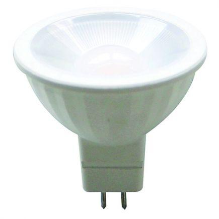 Spot LED 5W GU5.3 4000K 420Lm 100° Kl.