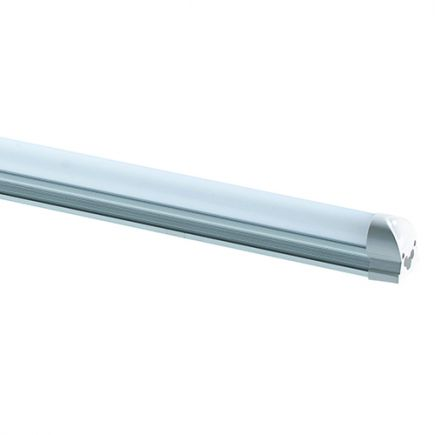 Carmel - Integrierte LED-Röhre 600x35x31 9W 3000K 1050lm 150° vereist
