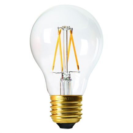 ***PRIX DESTOCKAGE*** Standard Filament Led E27 8W 806Lm 2700K 360° Claire 25000H