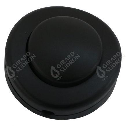 Variateur à pied LED noir
