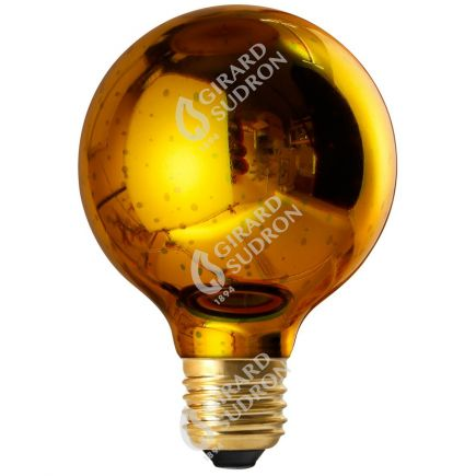 Globe G80 LED Cosmos 3D 4W E27 non Dim. - Or