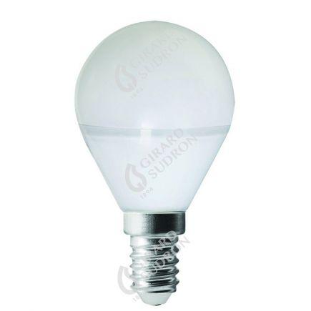 Miniglobe G45 LED 330° 5W E14 2700K 400Lm Undurchsichtig