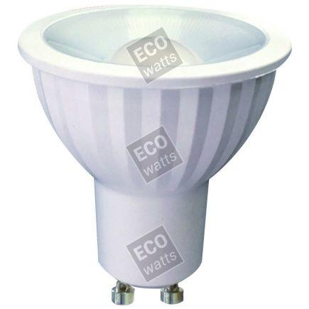 Ecowatts - Spot LED 7W GU10 4000K 600Lm 100° Kl.