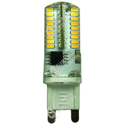 Specific LED G9 3W 3000K 220Lm Dim.