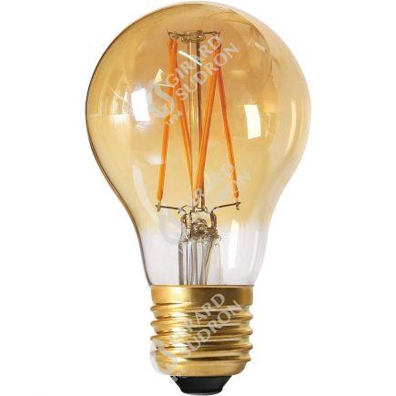 Standard A60 Leuchtfaden LED 8W E27 2200K 600Lm Dim. Berns..