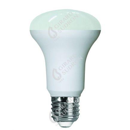 Spot R63 LED 8W E27 3000K 600Lm 120° Milchig