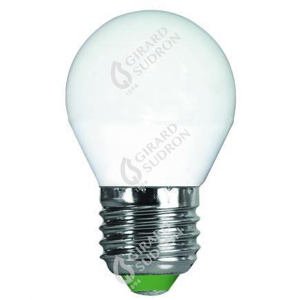 Miniglobe G45 LED 330° 5W E27 2700K 400Lm Undurchsichtig