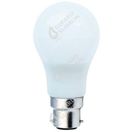 Standard A55 LED 330° 7W B22 2700K 550Lm Dim. Undurchsichtig