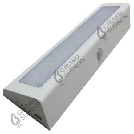 Menkar - LED Möbelbeleuchtung 210x55x30 1W 3000K 100lm 90° weiß