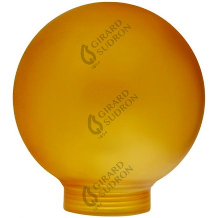 Glaskörper Globe D80 Gewinde 31,5mm Berns.