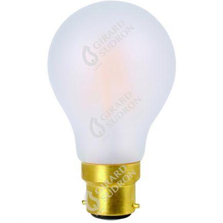 Standard A60 Leuchtfaden LED 8W B22 2700K 780Lm Dim. Mat