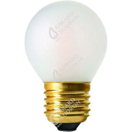 Kugelformen Leuchtfaden LED 4W E27 2700K 330Lm Dim. Mat