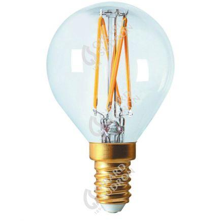 Kugelformen G45 Leuchtfaden LED 5W E14 2700K 610Lm Kl.