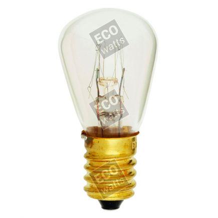 Ecowatts - Glüh-Nachtlicht 10W E14 2750K 110 Dim.