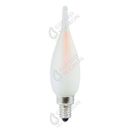 Flammen GS1 Leuchtfaden LED 1W E10 2700K 90Lm Mat