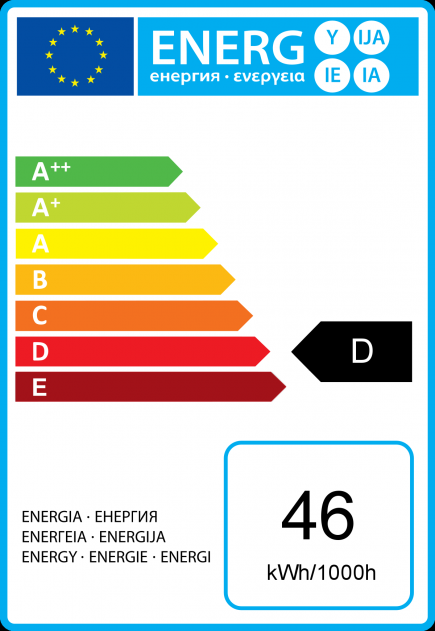 GIRARD SUDRON 712707 energy label