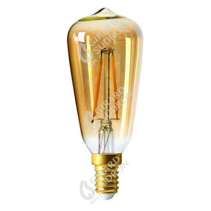 Edison Leuchtfaden LED 1W E14 2500K 105Lm Berns..