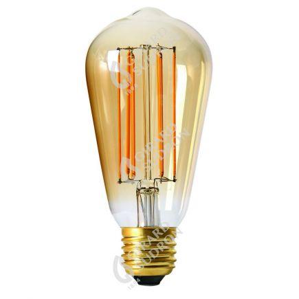 Edison Leuchtfaden LED 2W E27 2100K 160Lm Berns..