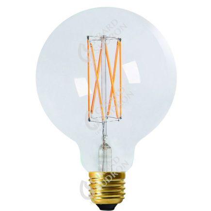 Globe G125 Leuchtfaden LED 4W E27 2300K 300Lm Dim. Kl.