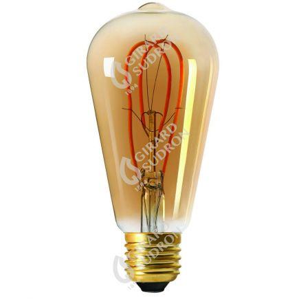 Edison Leuchtfaden LED LOOPS 5W E27 2000K 260Lm Berns.
