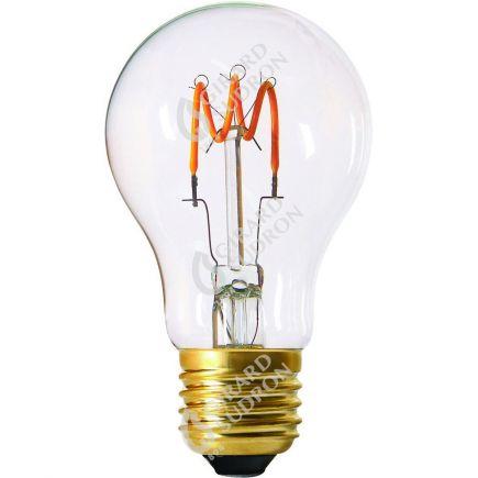Standard A60 Leuchtfaden LED LOOPS 3W E27 2200K 170Lm Kl.