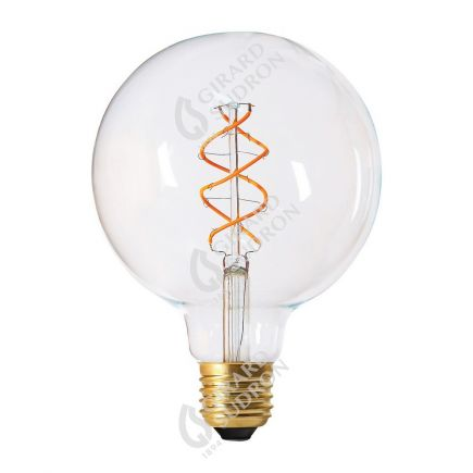 Globe G125 Leuchtfaden LED TWSITED 5W E27 2200K 300Lm Kl.