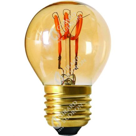 Kugelformen G45 Leuchtfaden LED LOOPS 2W E27 2000K 90Lm Berns..