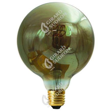 Globe G125 Filament Led 4 LOOPS 4W E27 2000K 160lm Dim. Smoky