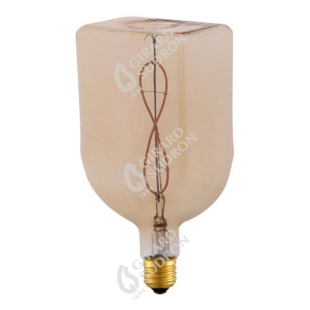 Ampoule Bouteille Filament Led 4W E27 Amb.