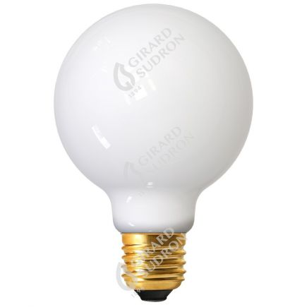 Globe G80 Leuchtfaden LED 7W E27 2700K 806Lm Milchig