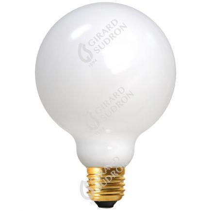 Globe G95 Filament LED 10W E27 2700K 1250Lm Milky Dim