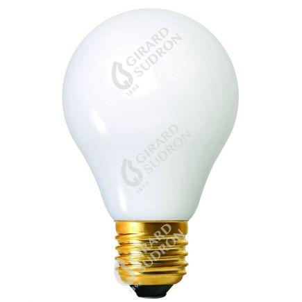 Standard A60 filament LED 10W E27 2700K 1250Lm Opaline Dim