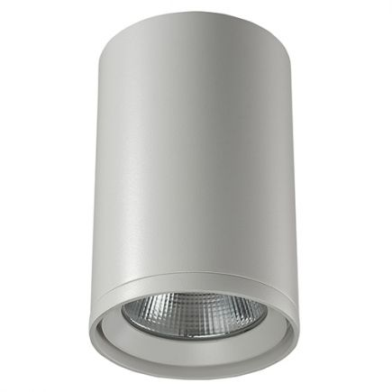 Pandore - LED-Aufbaudownlight Ø99x150 15W 3000K 1300lm 20° weiß