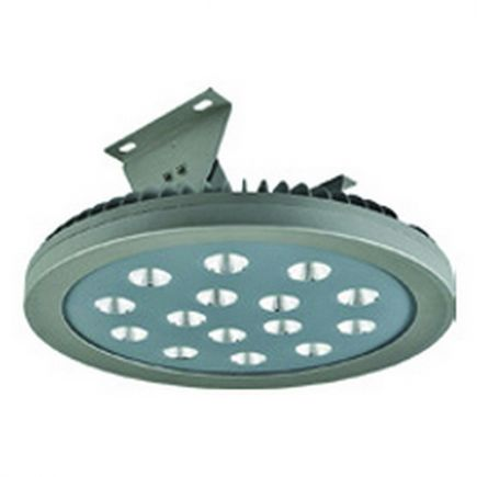 Ananke - LED Industriebeleuchtung IP 66 Ø450x195 180W 4000K 16766lm 60° silber