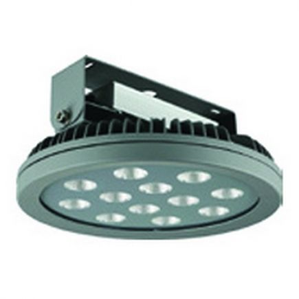 Ananke - LED Industriebeleuchtung IP 66 Ø350x160 100W 4000K 10300lm 60° silber
