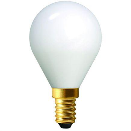 Kugelformen G45 Leuchtfaden LED 4W E14 2700K 400Lm Milchig