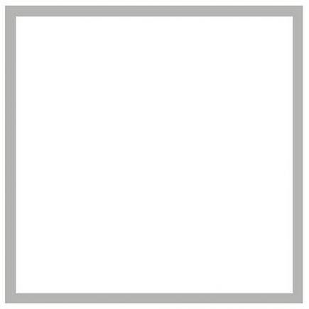 FS ECOWATTS Dalle LED 600x600 IP40 36W 4000K 3000lm 120° Blanc UGR<21 Flicker