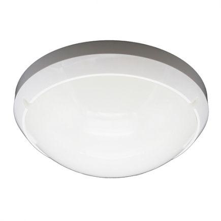 Luna - LED Deckenleuchten Ø300x90 16W 4000K 1280lm 160° mit sensor weiß