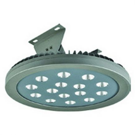 Ananke - LED Industriebeleuchtung IP 66 Ø450x195 120W 4000K 12378lm 60° silber