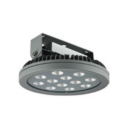 Ananke - LED Industriebeleuchtung IP 66 Ø450x195 150W 4000K 15149lm 60° silber